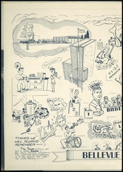 Page 2, 1952 Edition, Bellevue High School - Beacon Yearbook (Bellevue, WA) online yearbook collection
