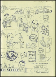 Page 3, 1952 Edition, Bellevue High School - Beacon Yearbook (Bellevue, WA) online yearbook collection