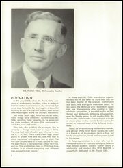 Page 6, 1952 Edition, Bellevue High School - Beacon Yearbook (Bellevue, WA) online yearbook collection