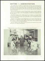 Page 7, 1952 Edition, Bellevue High School - Beacon Yearbook (Bellevue, WA) online yearbook collection