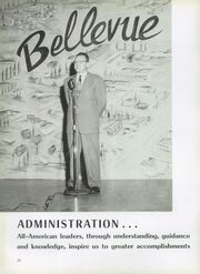 Page 14, 1956 Edition, Bellevue High School - Beacon Yearbook (Bellevue, WA) online yearbook collection