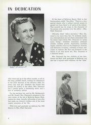 Page 8, 1956 Edition, Bellevue High School - Beacon Yearbook (Bellevue, WA) online yearbook collection