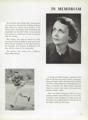 Page 9, 1956 Edition, Bellevue High School - Beacon Yearbook (Bellevue, WA) online yearbook collection