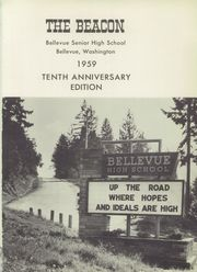 Page 5, 1959 Edition, Bellevue High School - Beacon Yearbook (Bellevue, WA) online yearbook collection