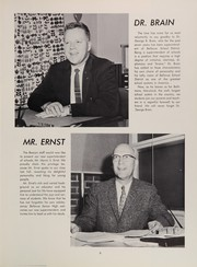 Page 13, 1960 Edition, Bellevue High School - Beacon Yearbook (Bellevue, WA) online yearbook collection
