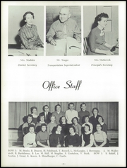 Page 10, 1956 Edition, North Thurston High School - Rambler Yearbook (Lacey, WA) online yearbook collection