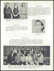 Page 11, 1956 Edition, North Thurston High School - Rambler Yearbook (Lacey, WA) online yearbook collection