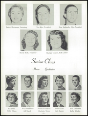 Page 16, 1956 Edition, North Thurston High School - Rambler Yearbook (Lacey, WA) online yearbook collection