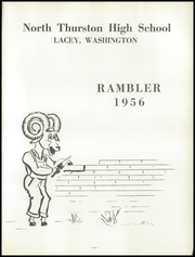 Page 5, 1956 Edition, North Thurston High School - Rambler Yearbook (Lacey, WA) online yearbook collection