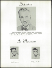 Page 6, 1956 Edition, North Thurston High School - Rambler Yearbook (Lacey, WA) online yearbook collection