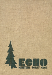 Page 1, 1941 Edition, Edmonds High School - Echo Yearbook (Edmonds, WA) online yearbook collection