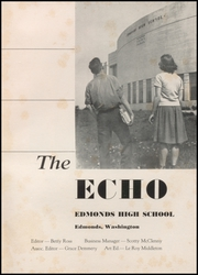 Page 5, 1942 Edition, Edmonds High School - Echo Yearbook (Edmonds, WA) online yearbook collection