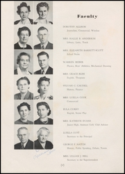 Page 8, 1942 Edition, Edmonds High School - Echo Yearbook (Edmonds, WA) online yearbook collection