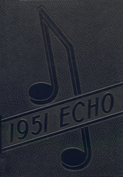 Page 1, 1951 Edition, Edmonds High School - Echo Yearbook (Edmonds, WA) online yearbook collection