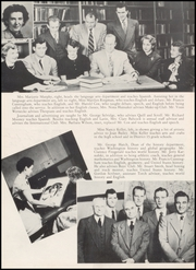 Page 10, 1951 Edition, Edmonds High School - Echo Yearbook (Edmonds, WA) online yearbook collection