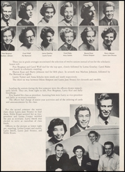 Page 12, 1951 Edition, Edmonds High School - Echo Yearbook (Edmonds, WA) online yearbook collection
