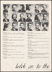 Page 14, 1951 Edition, Edmonds High School - Echo Yearbook (Edmonds, WA) online yearbook collection