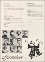 Page 15, 1951 Edition, Edmonds High School - Echo Yearbook (Edmonds, WA) online yearbook collection