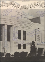 Page 3, 1951 Edition, Edmonds High School - Echo Yearbook (Edmonds, WA) online yearbook collection