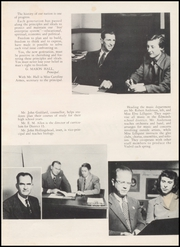 Page 7, 1951 Edition, Edmonds High School - Echo Yearbook (Edmonds, WA) online yearbook collection
