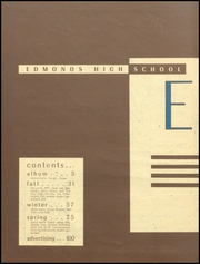 Page 6, 1956 Edition, Edmonds High School - Echo Yearbook (Edmonds, WA) online yearbook collection