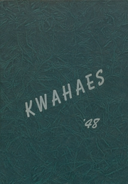 Page 1, 1948 Edition, Peninsula High School - Kwahaes Yearbook (Gig Harbor, WA) online yearbook collection