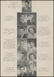 Page 13, 1948 Edition, Peninsula High School - Kwahaes Yearbook (Gig Harbor, WA) online yearbook collection