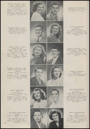 Page 14, 1948 Edition, Peninsula High School - Kwahaes Yearbook (Gig Harbor, WA) online yearbook collection