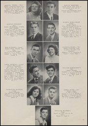 Page 15, 1948 Edition, Peninsula High School - Kwahaes Yearbook (Gig Harbor, WA) online yearbook collection