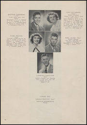 Page 16, 1948 Edition, Peninsula High School - Kwahaes Yearbook (Gig Harbor, WA) online yearbook collection