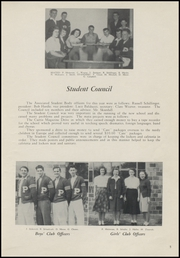 Page 9, 1948 Edition, Peninsula High School - Kwahaes Yearbook (Gig Harbor, WA) online yearbook collection