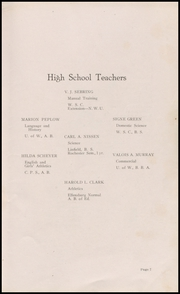 Page 13, 1924 Edition, Lake Stevens High School - Pilchuck Yearbook (Lake Stevens, WA) online yearbook collection