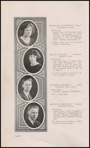 Page 16, 1924 Edition, Lake Stevens High School - Pilchuck Yearbook (Lake Stevens, WA) online yearbook collection