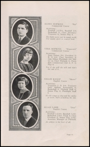 Page 17, 1924 Edition, Lake Stevens High School - Pilchuck Yearbook (Lake Stevens, WA) online yearbook collection