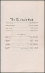 Page 9, 1924 Edition, Lake Stevens High School - Pilchuck Yearbook (Lake Stevens, WA) online yearbook collection