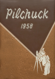 1958 Edition, Lake Stevens High School - Pilchuck Yearbook (Lake Stevens, WA)