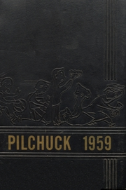 1959 Edition, Lake Stevens High School - Pilchuck Yearbook (Lake Stevens, WA)