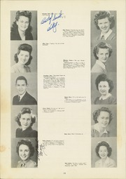 Page 16, 1944 Edition, Sunnyside High School - Mirror Yearbook (Sunnyside, WA) online yearbook collection