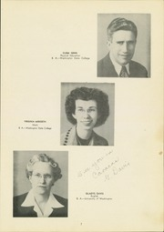 Page 9, 1944 Edition, Sunnyside High School - Mirror Yearbook (Sunnyside, WA) online yearbook collection