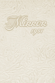 1951 Edition, Sunnyside High School - Mirror Yearbook (Sunnyside, WA)