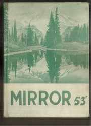 1953 Edition, Sunnyside High School - Mirror Yearbook (Sunnyside, WA)