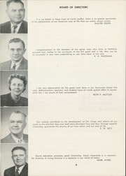 Page 10, 1953 Edition, Sunnyside High School - Mirror Yearbook (Sunnyside, WA) online yearbook collection