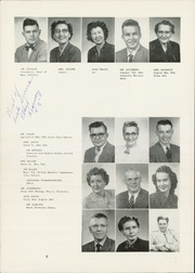 Page 12, 1953 Edition, Sunnyside High School - Mirror Yearbook (Sunnyside, WA) online yearbook collection