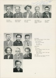 Page 13, 1953 Edition, Sunnyside High School - Mirror Yearbook (Sunnyside, WA) online yearbook collection