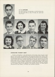 Page 14, 1953 Edition, Sunnyside High School - Mirror Yearbook (Sunnyside, WA) online yearbook collection