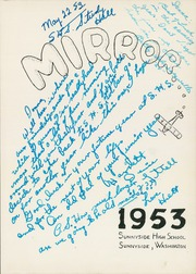 Page 5, 1953 Edition, Sunnyside High School - Mirror Yearbook (Sunnyside, WA) online yearbook collection