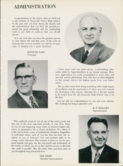 Page 11, 1954 Edition, Sunnyside High School - Mirror Yearbook (Sunnyside, WA) online yearbook collection
