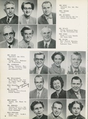 Page 12, 1954 Edition, Sunnyside High School - Mirror Yearbook (Sunnyside, WA) online yearbook collection
