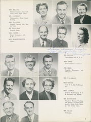 Page 13, 1954 Edition, Sunnyside High School - Mirror Yearbook (Sunnyside, WA) online yearbook collection