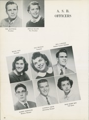 Page 14, 1954 Edition, Sunnyside High School - Mirror Yearbook (Sunnyside, WA) online yearbook collection